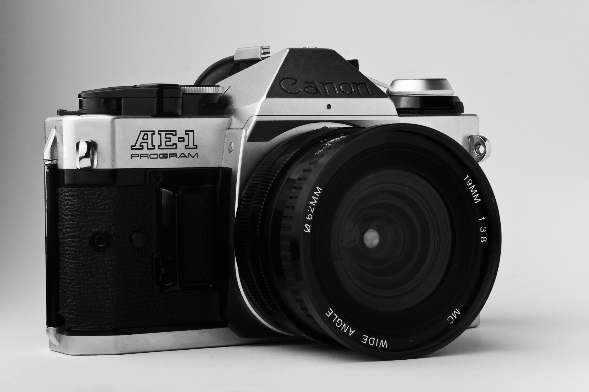 Canon AE-1P Film Camera